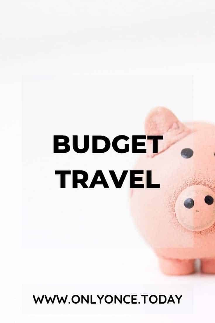 Budget travel - How to stay on budget when traveling? Budget app and budget management