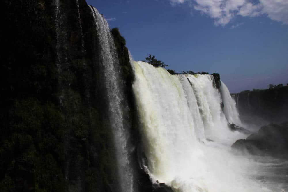 Visiting Iguazu Falls Brazil