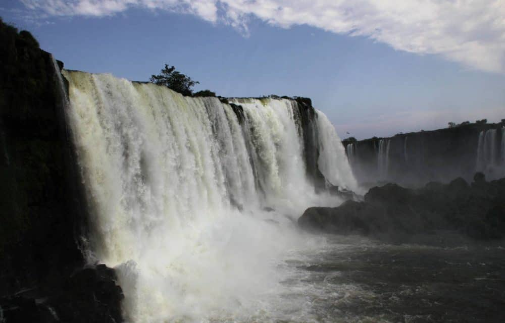 Visiting Iguazu Falls on the Argentina and Brazil Side