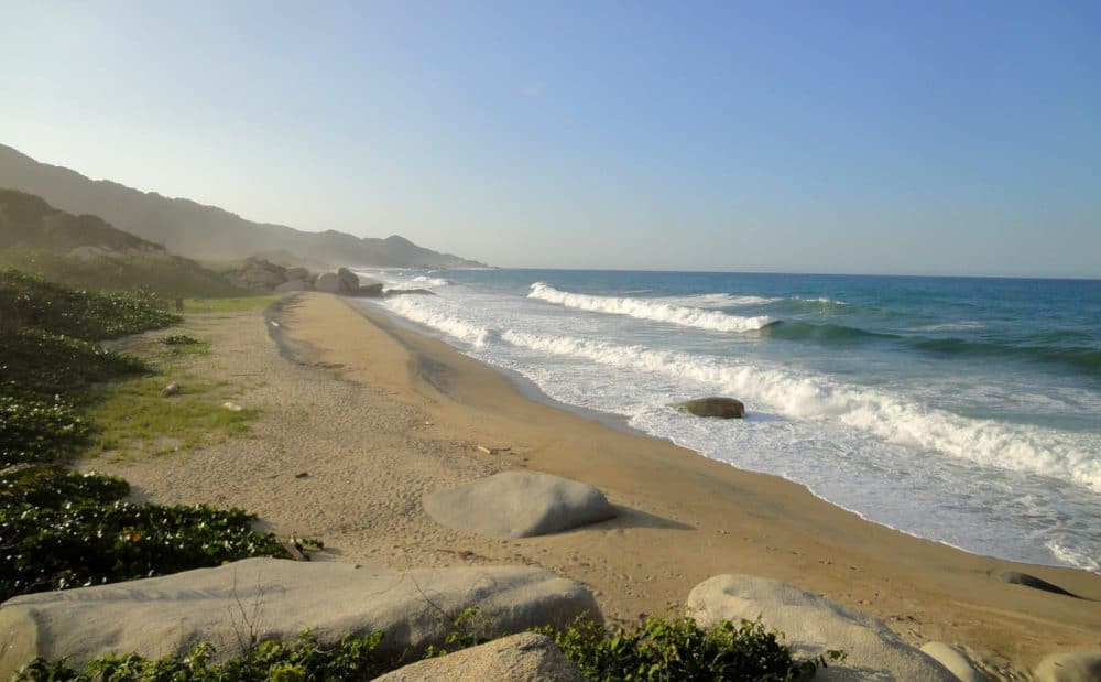 Cabo San Juan Tayrona - Complete guide to spending a night camping in Parque Tayrona