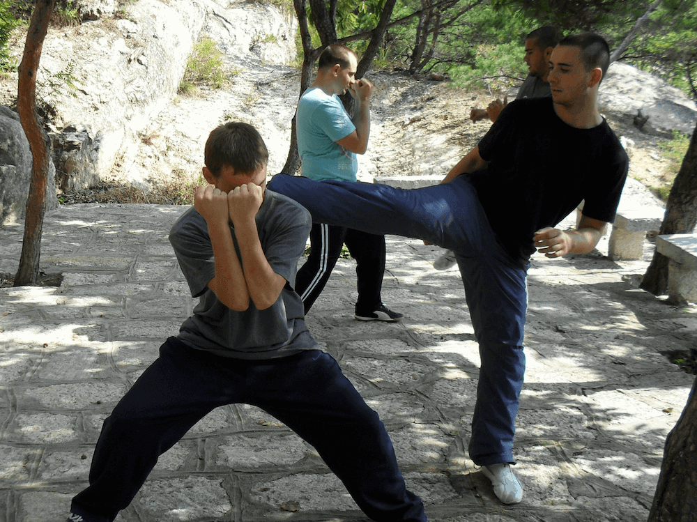 Meet the... Martial Artist - Only Once Today