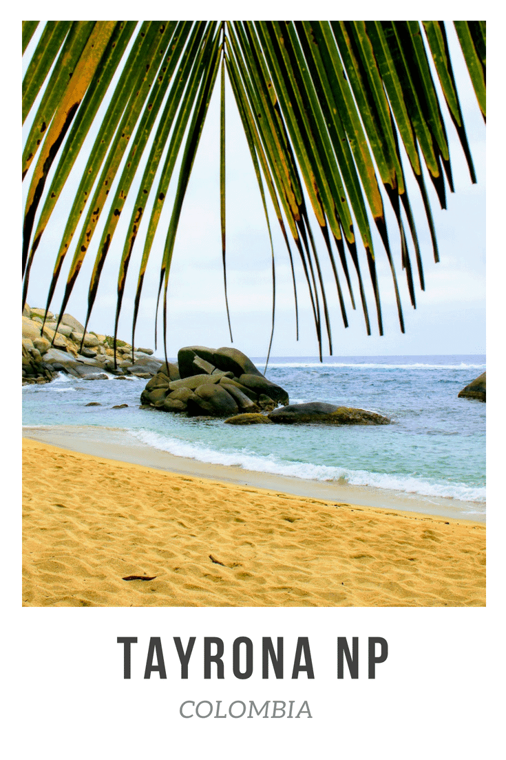 Tayrona National Park Colombia - Only Once Today