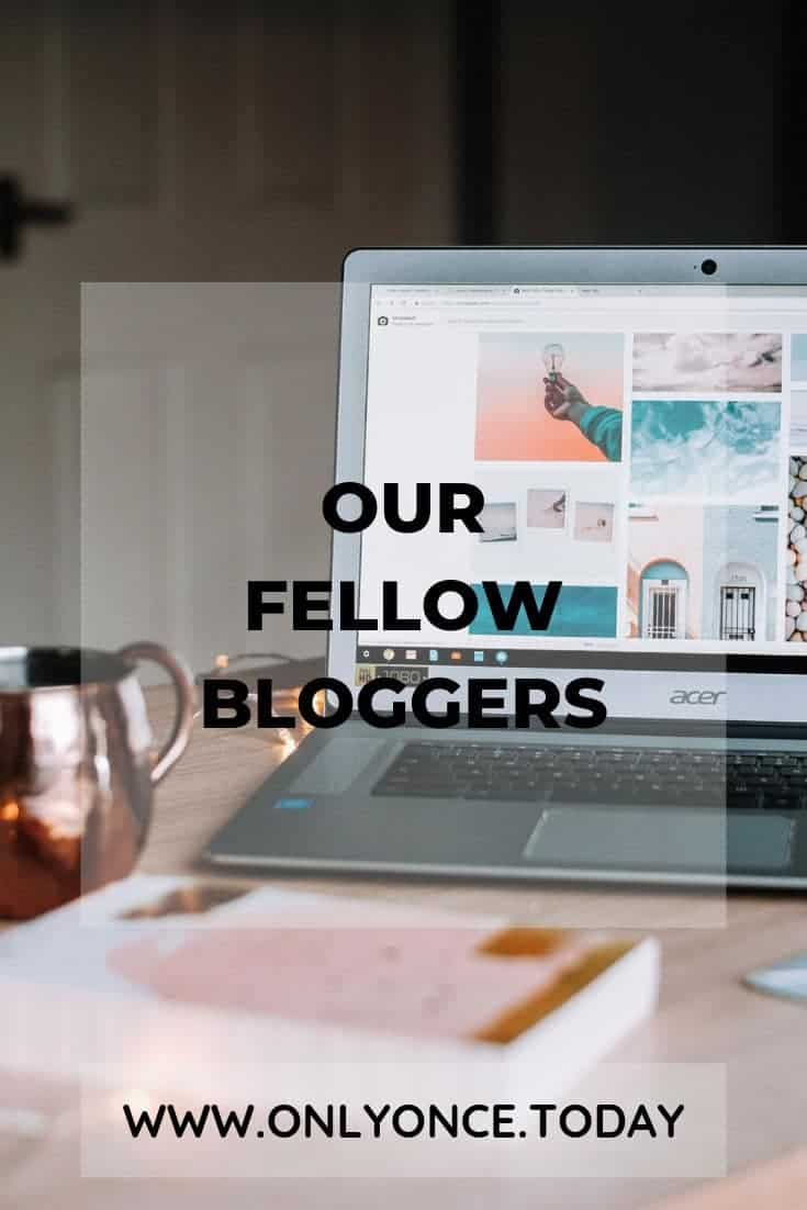 Our Fellow Bloggers - Travel bloggers