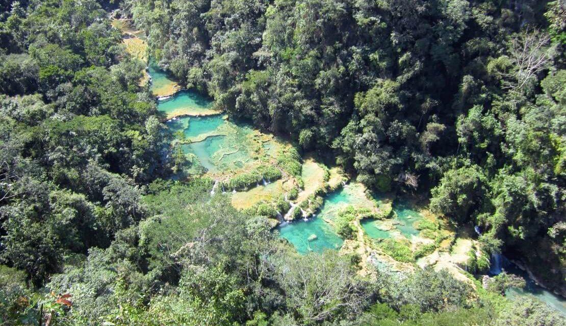 Semuc Champey Guatemala and Semuc Champey Caves