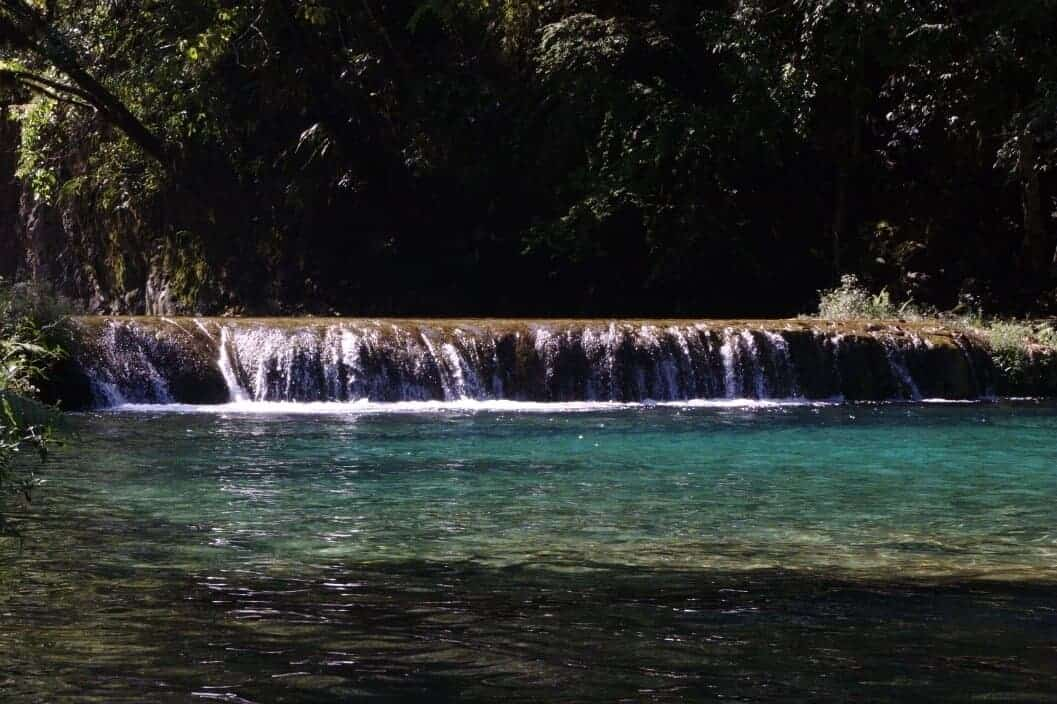 Semuc Champey Guatemala - Backpacking Guatemala - Only Once Today