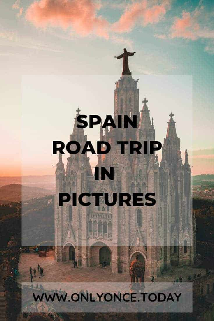 Spain Road Trip - Barcelona - Valencia