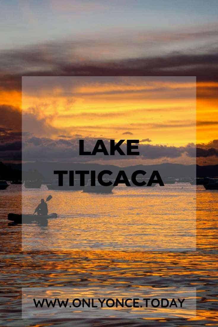 Lake Titicaca - Puno to Copacabana - Peru - Bolivia