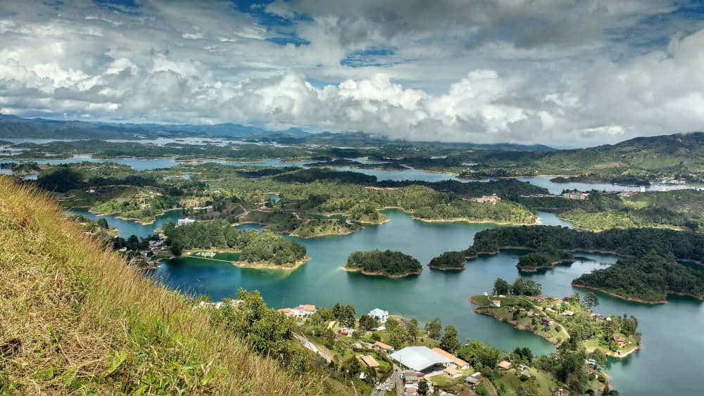 Medellin to Guatape – Best things to do in Guatape Colombia