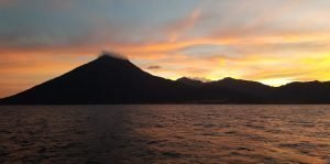 The towns of Lake Atitlan