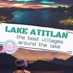 Towns of lake Atitlan