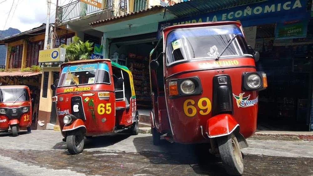 San Pedro La Laguna - Getting Around Lake Atitlan - Only Once Today