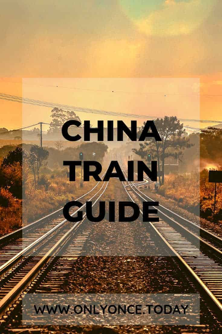 China Train Guide