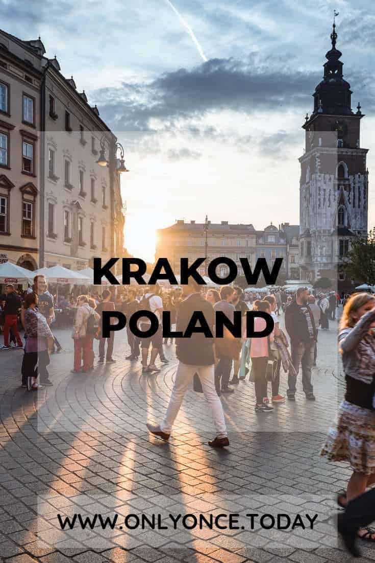 Krakow Poland - Amazing city trip in Europe - Amazing midweek break in Europe