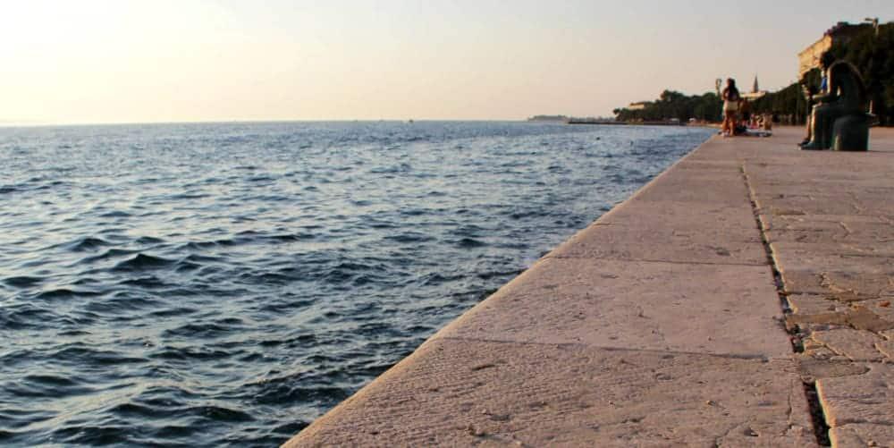 Paseo Maritimo Zadar