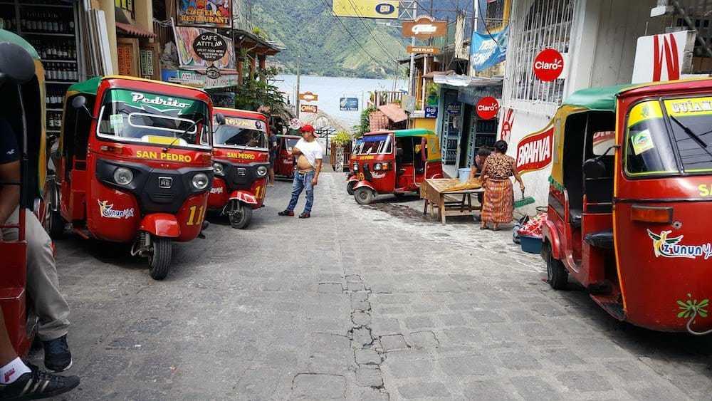San Pedro La Laguna -Lake Atitlan Towns - Guatemala - Only Once Today