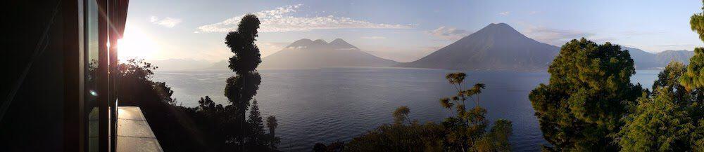 Het Meer van Atitlan Guatemala