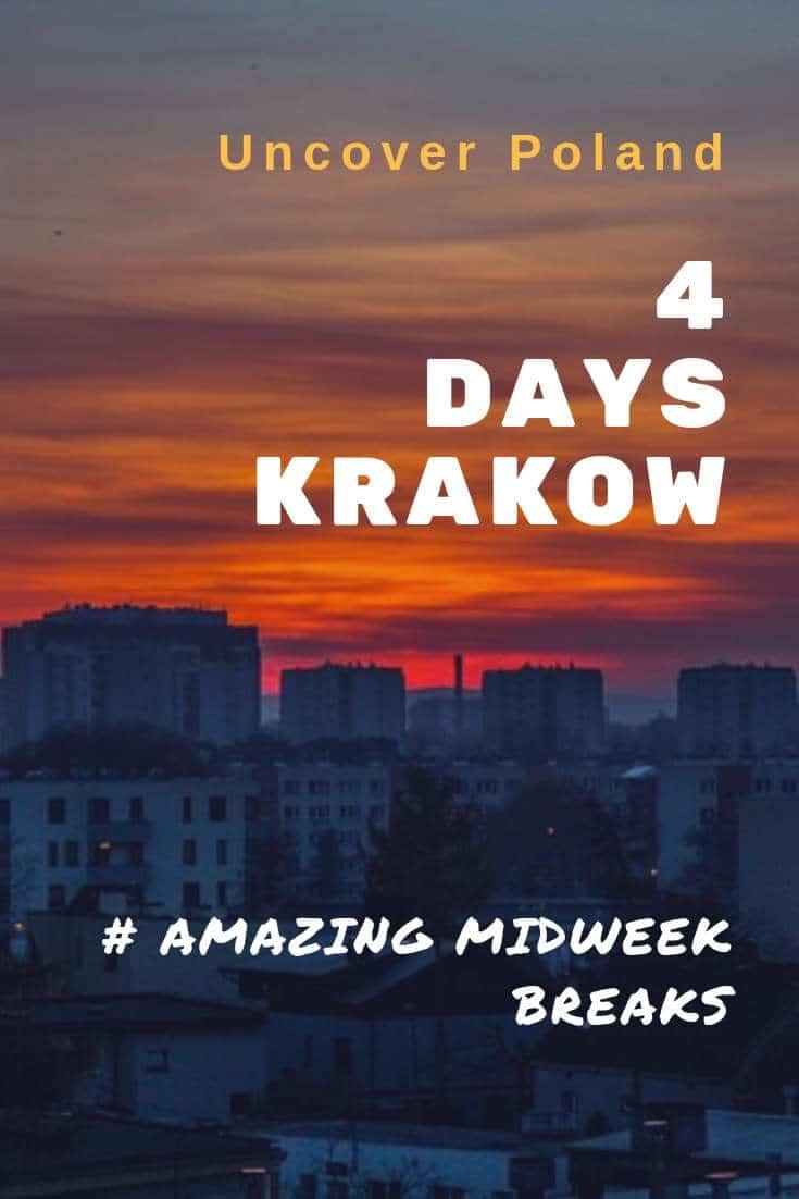 4 Days in Krakow - Poland - Amazing Midweek Breaks