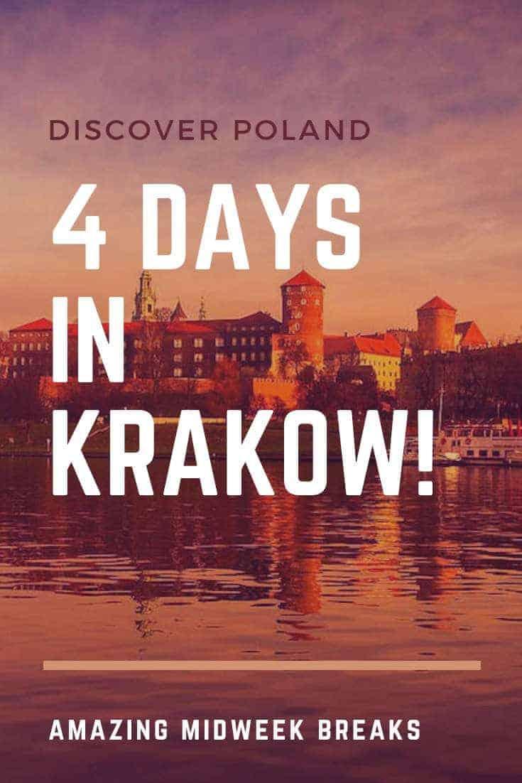 4 Days in Krakow - Amazing Midweek Breaks - Poland
