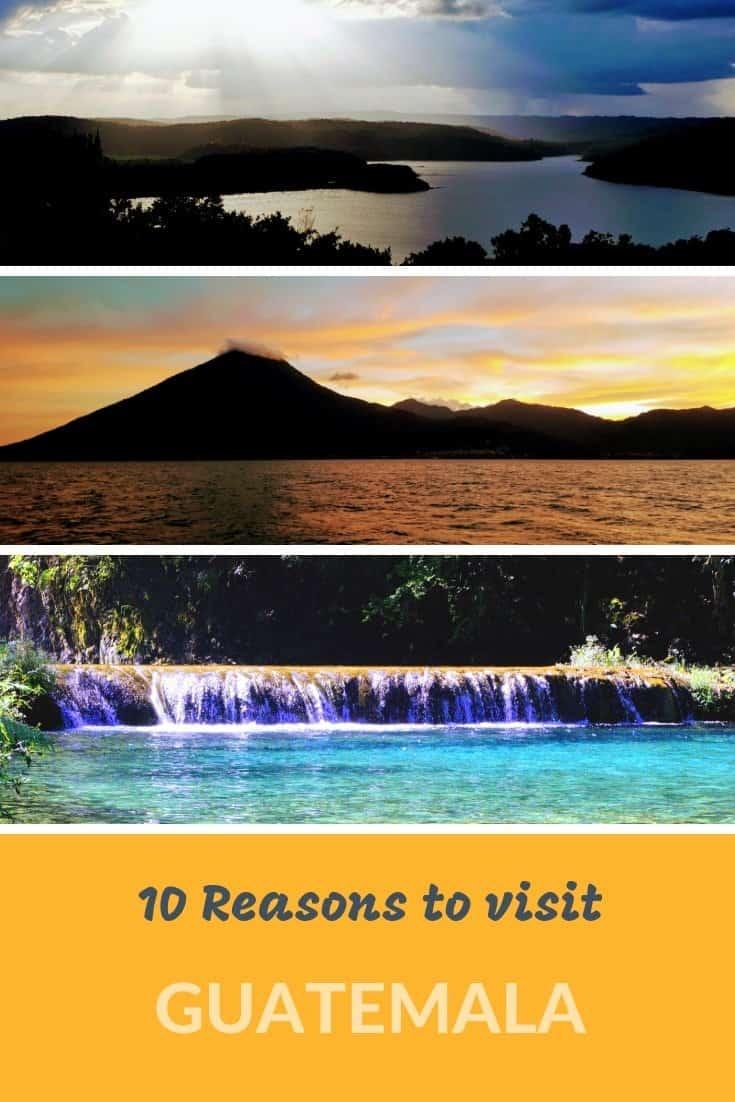 10 Redenen om Guatemala te bezoeken - Only Once Today