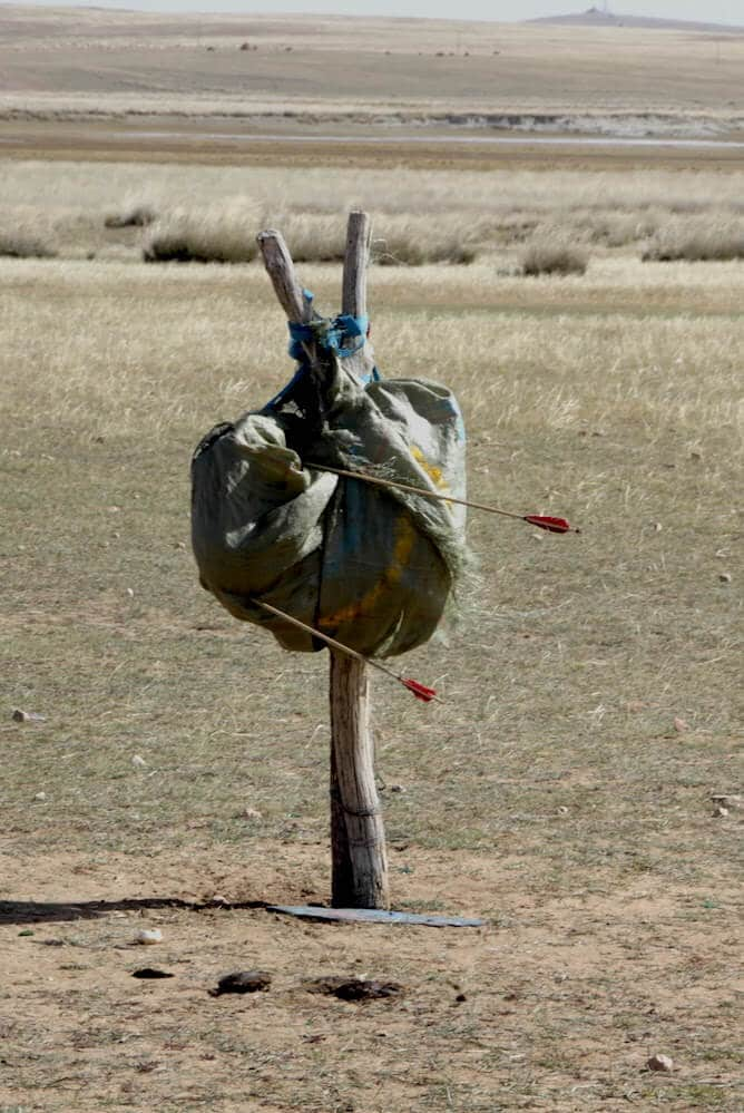 Archery - Inner Mongolia Tour