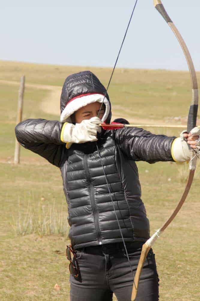 Archery -Inner Mongolia Tour China