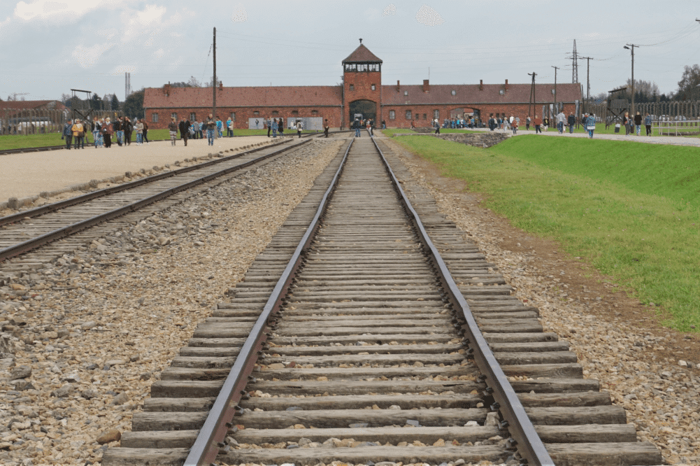 Auschwitz Concentration camp - Pictures of Auschwitz - Birkenau - Only Once Today