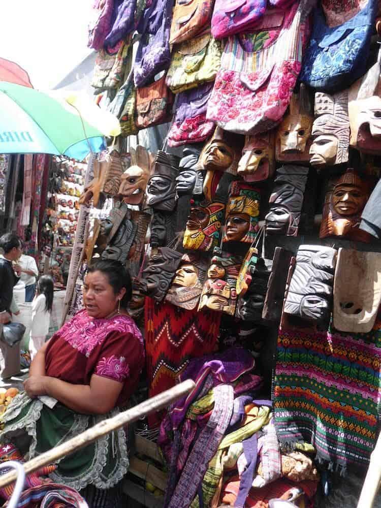 Chichicastengango Market