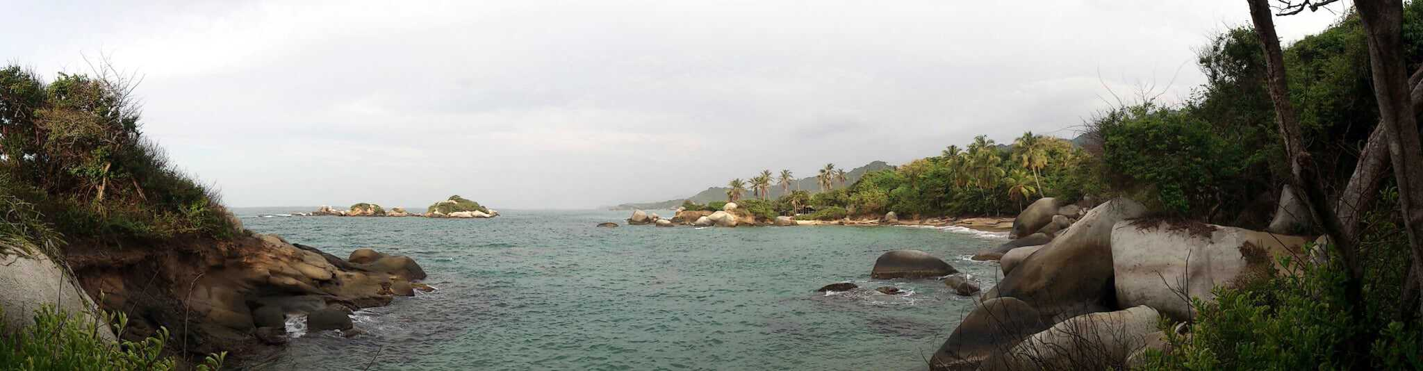 Tayrona National Park - Colombia - Only Once Today