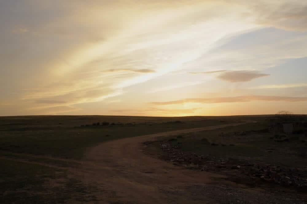 Xilamuren Grassland Inner Mongolia China