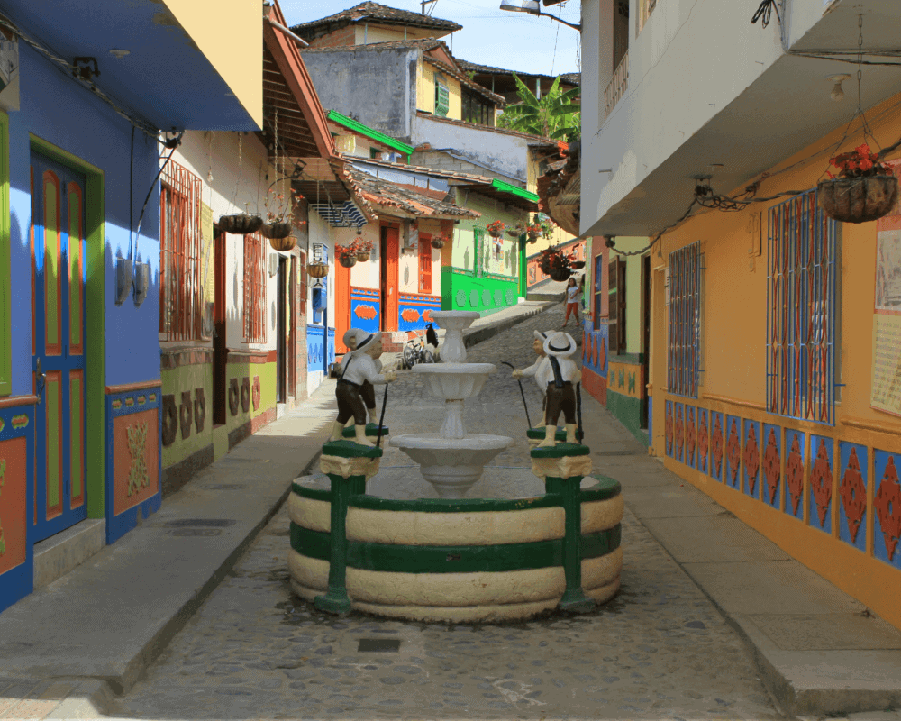 Guatape Town Colombia - Day Trips from Medellin - Only Once Today
