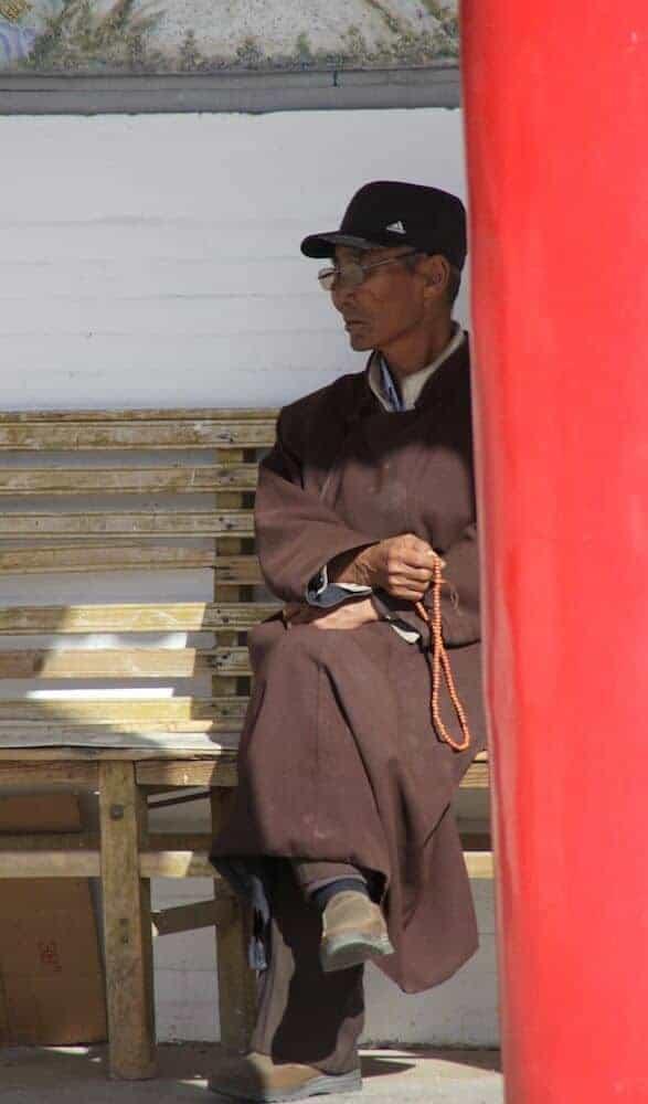 Monastery - Inner Mongolia China