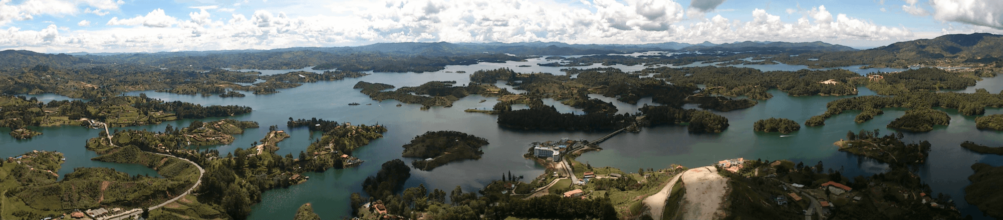Guatape Colombia - Day Trips from Medellin - Only Once Today