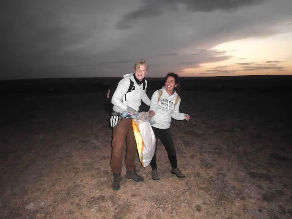 Providing for the Campfire - Inner Mongolia Tour