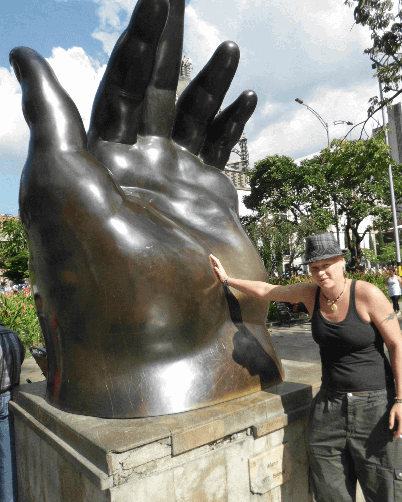 Plaza Botero - Things to do in Medellin Colombia - Medellin Travel Guide - Only Once Today
