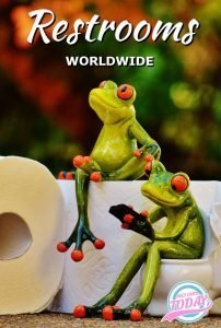 Restrooms worldwide