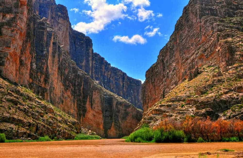 Santa Elena Canyon - Highlights Mexico