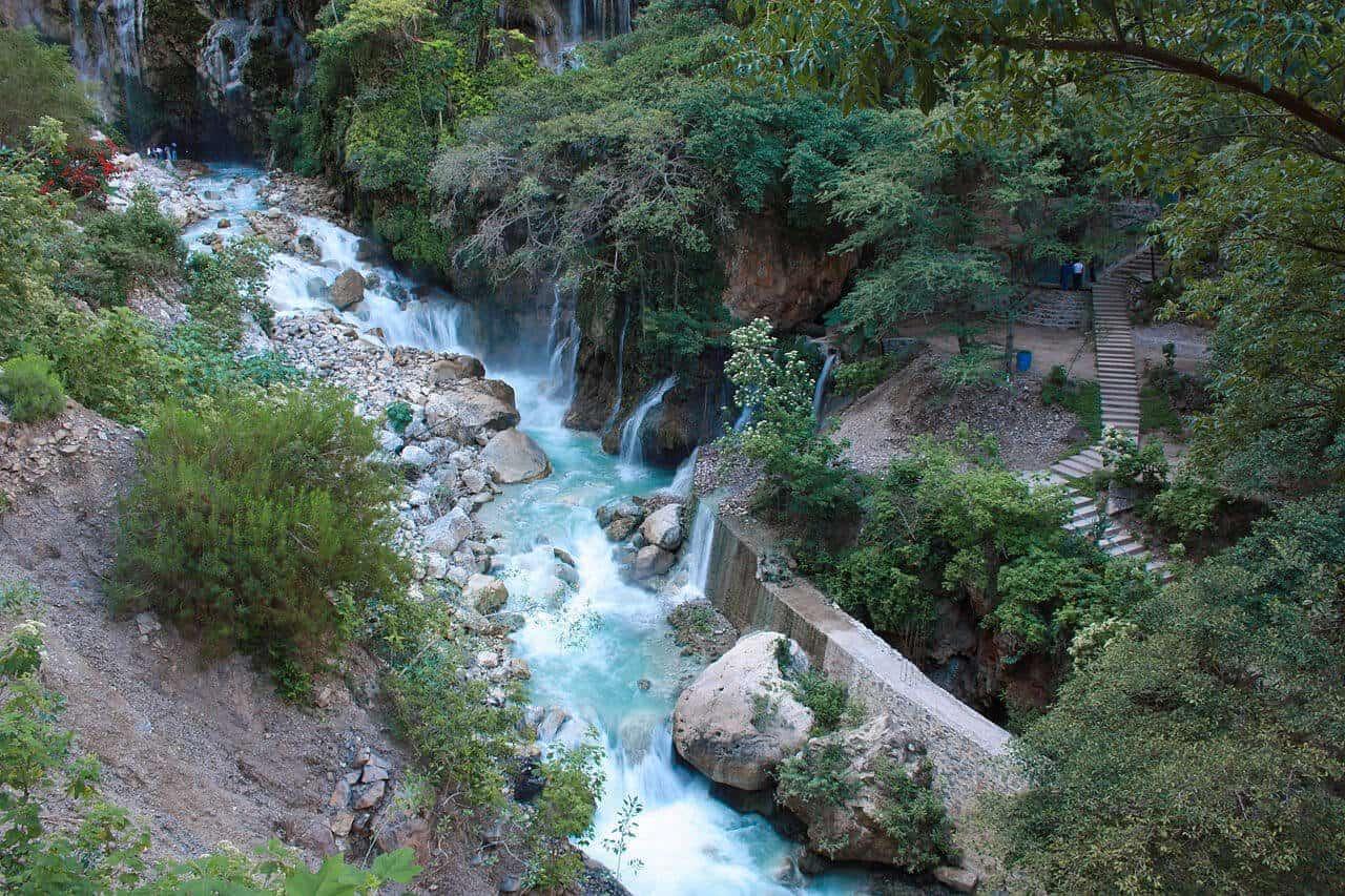 Tolantongo Mexico Natural Highlights