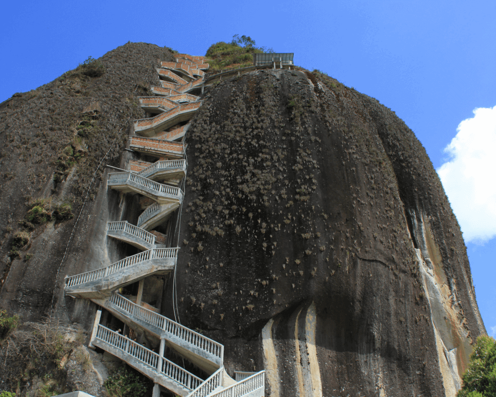 Piedra del Penol de Guatape Colombia - Laguna de Guatape - Day Trips from Medellin - Only Once Today