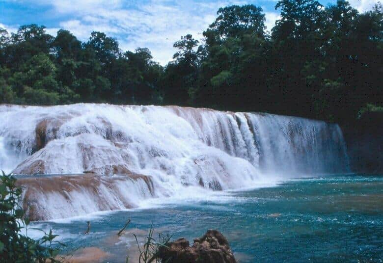 Agua Azul Chiapas - Best Places to Visit in Mexico