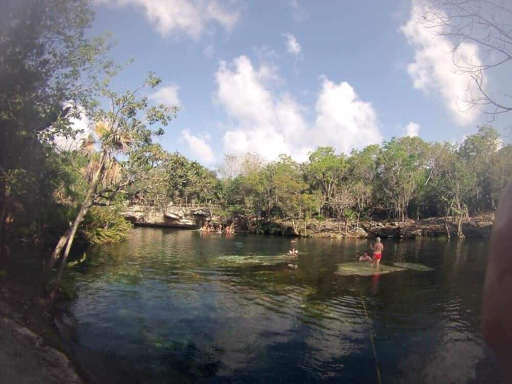 Cenote El Jardin del Eden - Image by Only Once Today