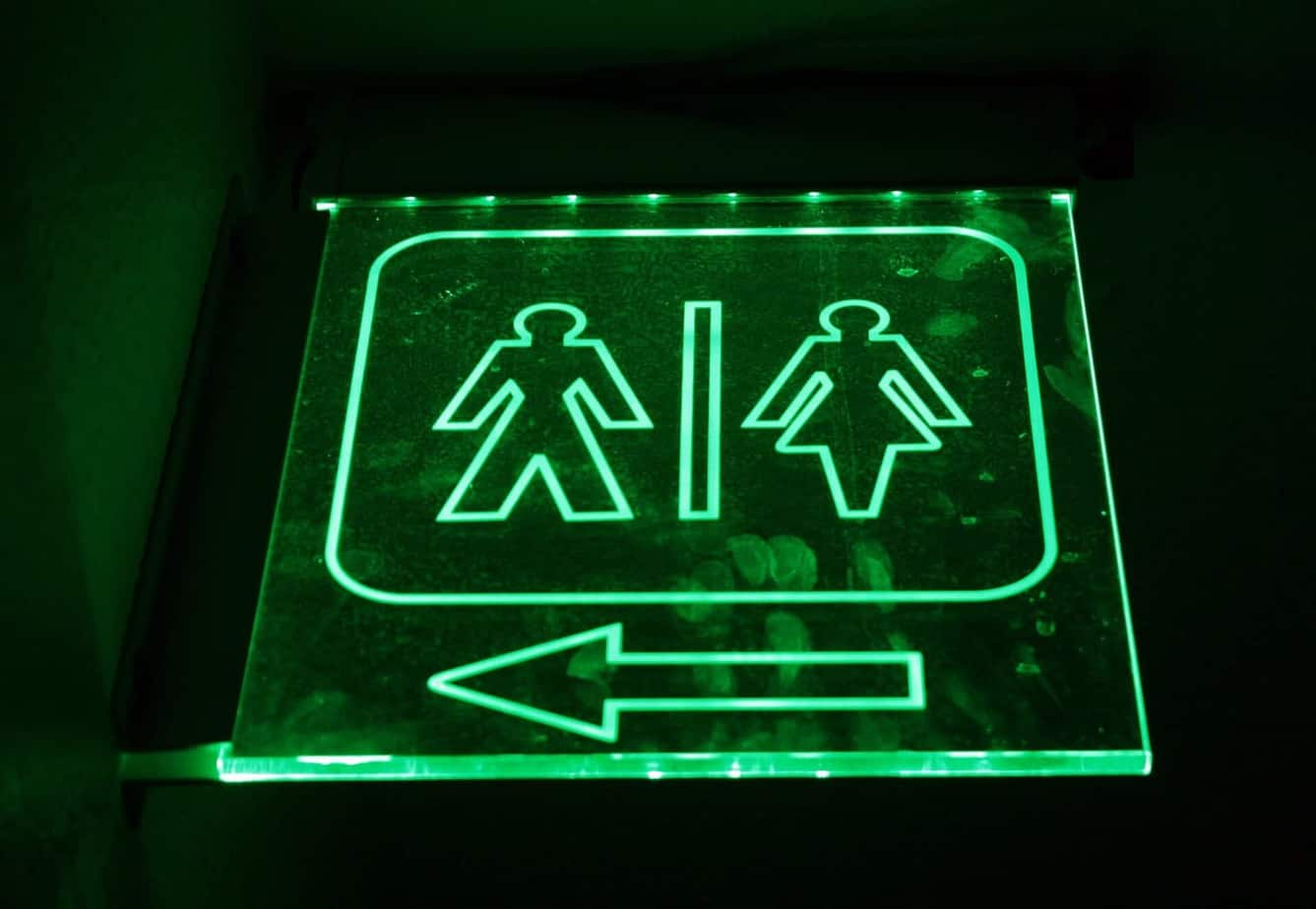 Restrooms Worldwide - Gender and Travel - Only Once Today
