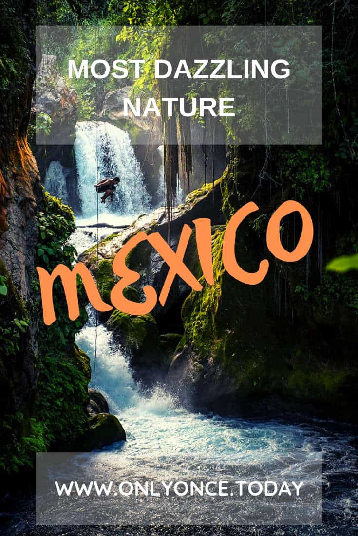 Best Nature in Mexico - All the highlights of Mexico