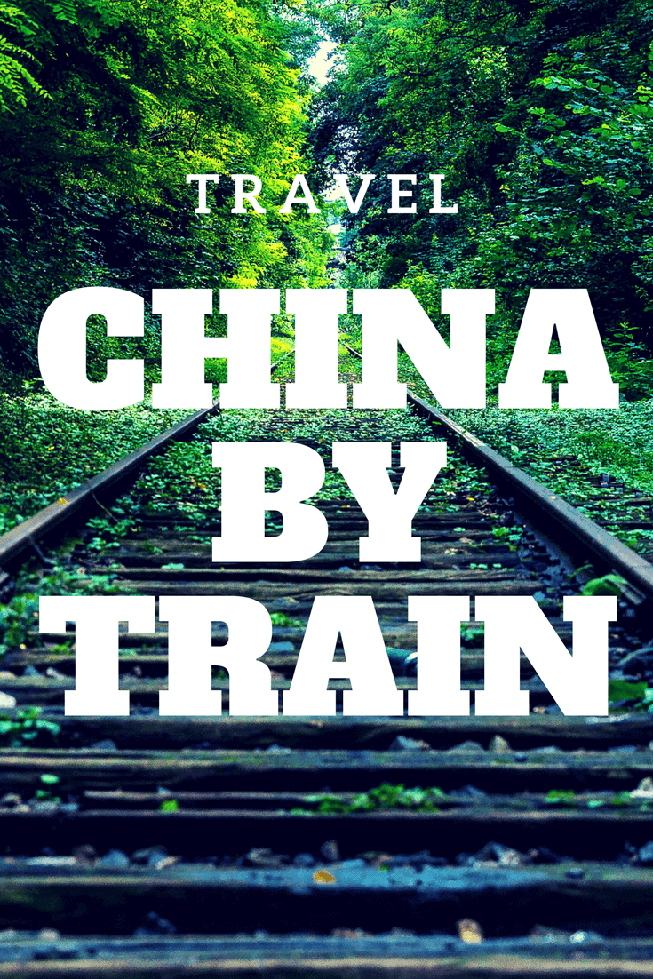 China Train Guide - Train Travel in China - Only Once Today