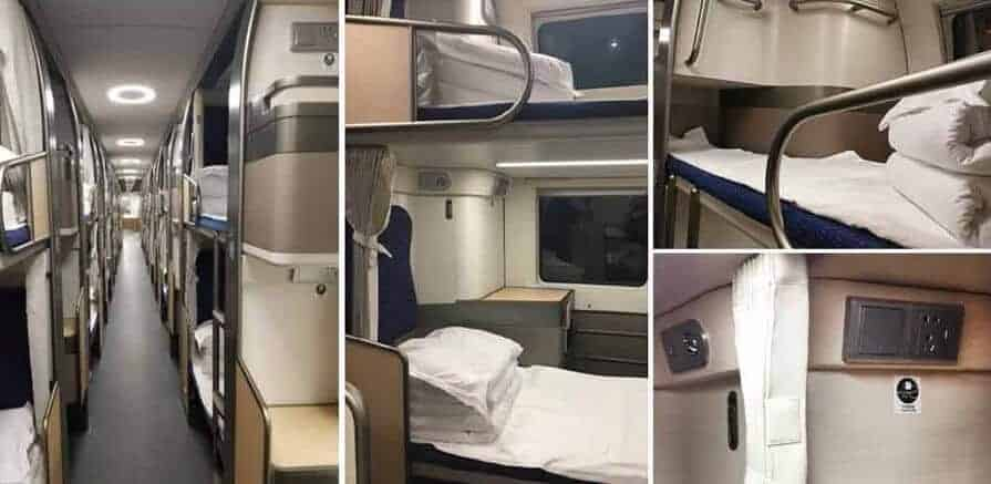 Soft Sleeper New - China Train Guide