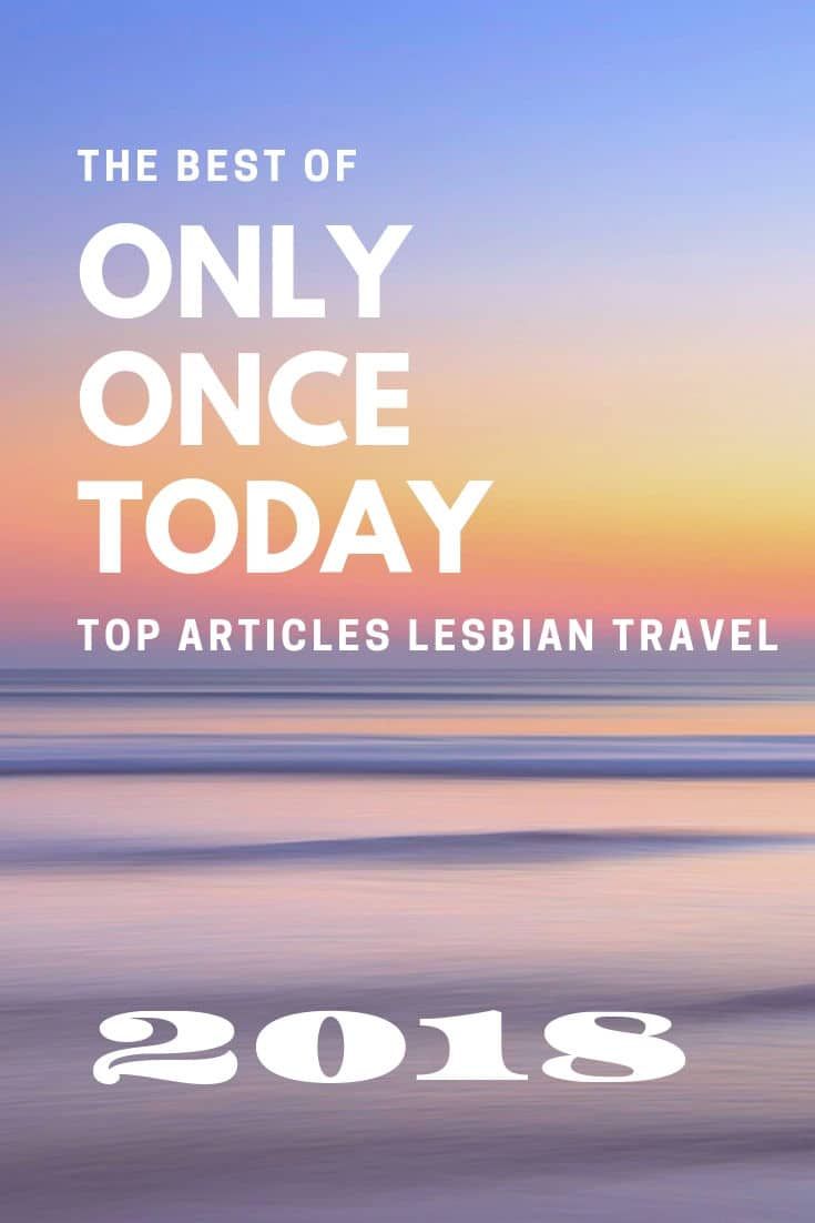 Top 10 most popular articles on Only Once Today in 2018