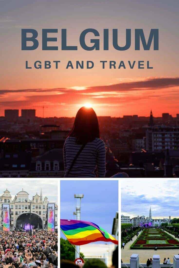 LGBT rights and travel in Belgium - Only Once Today