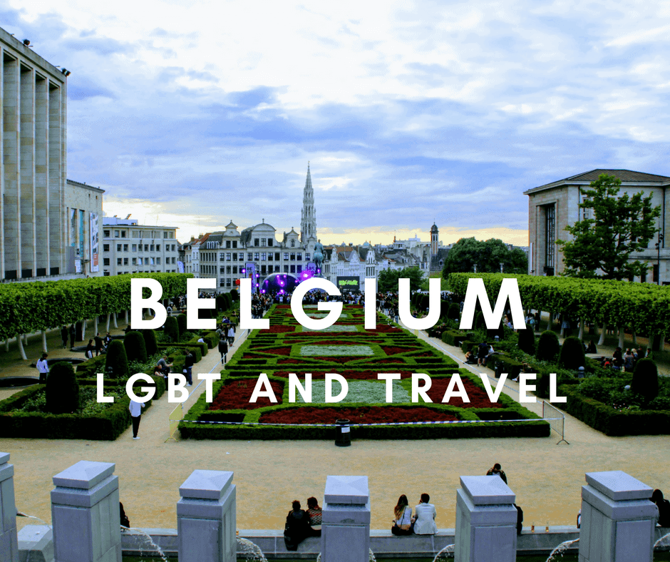Brussels Travel Guide - Travels of Adam