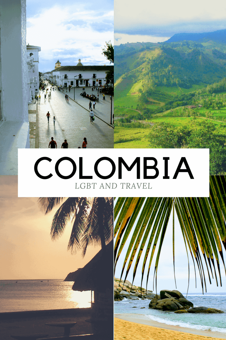 LGBT rights and travel in Colombia - Lesbian Gay Bisexual Transgender laws and rights Colombia - Only Once Today