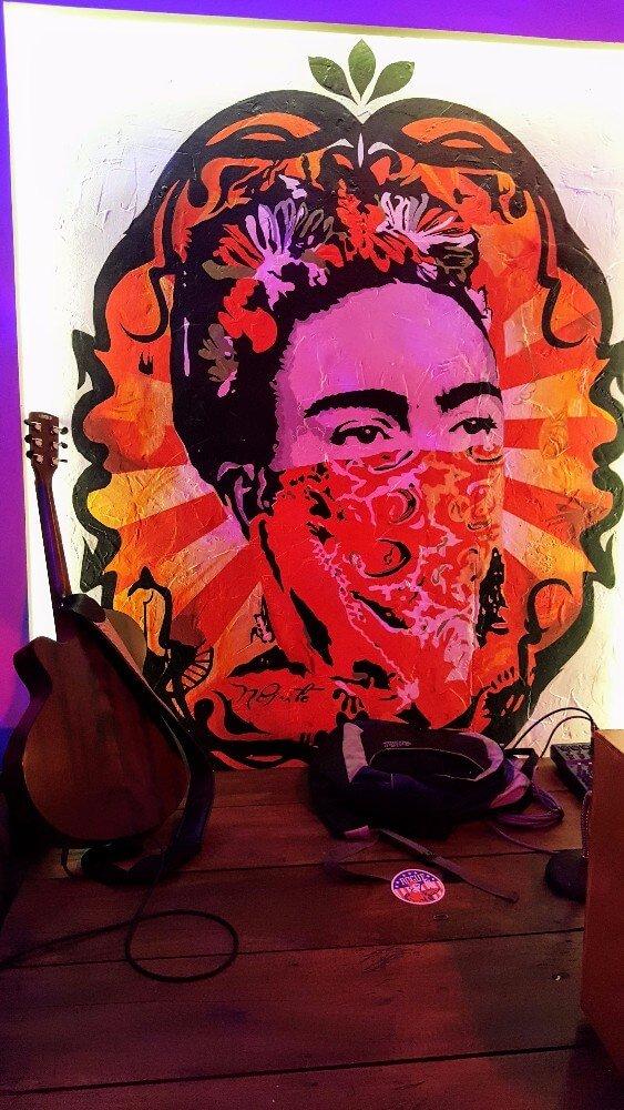 Fridas Atico LGBT bar Guatemala