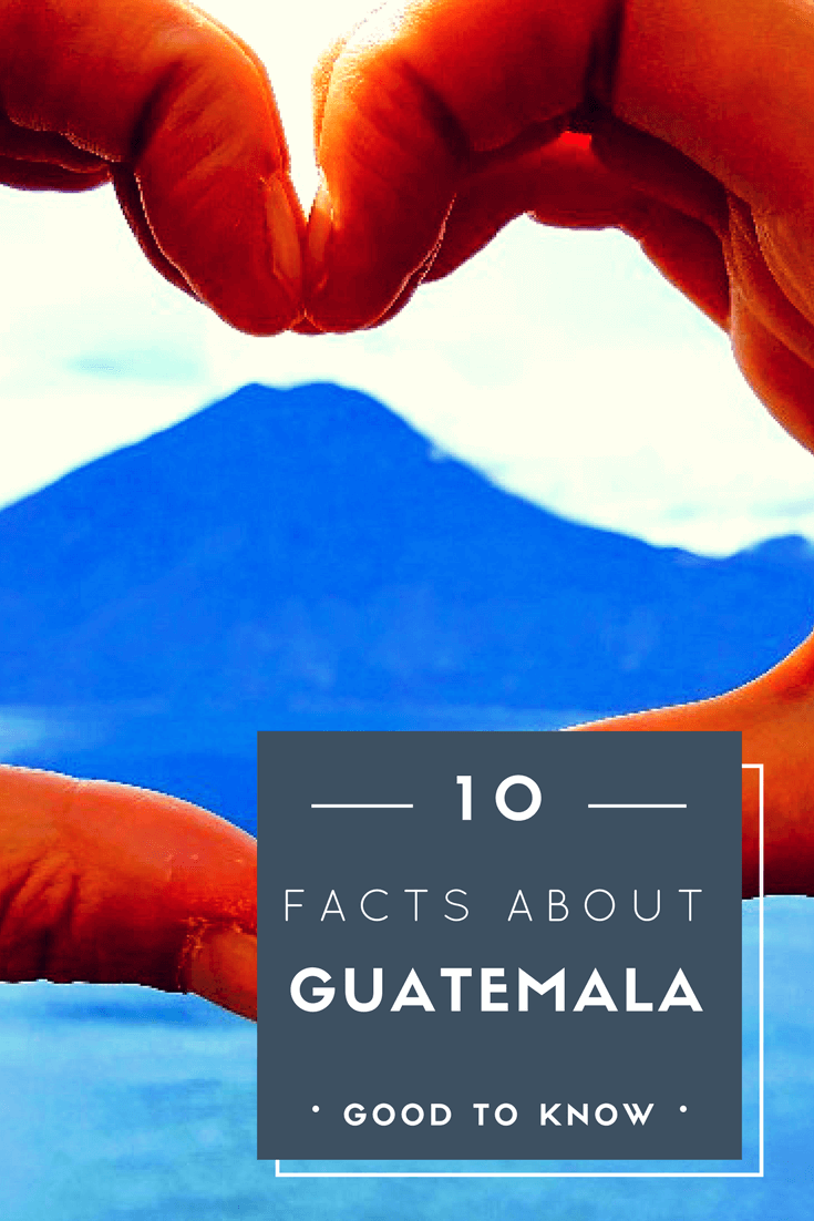 Backpacking Guatemala - 10 Things you should know - Only Once Today